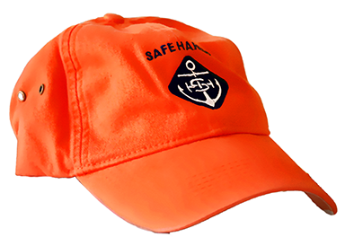 Official Hat Of Connecticut's Coast Guard Summer.